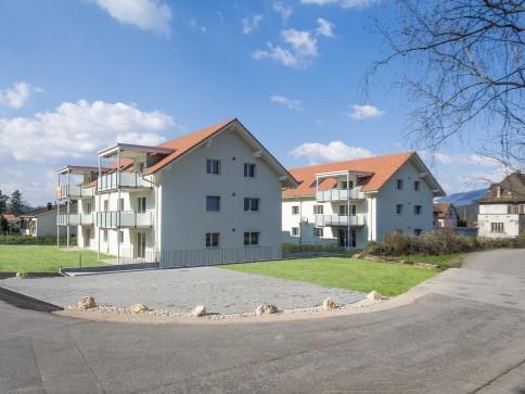 ERSTVERMIETUNG: Schöne Dachwohnungen
