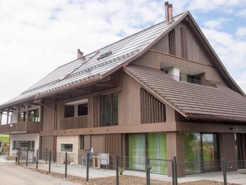 Erstvermietung: Traumwohnung unter dem Dach, 155 m2