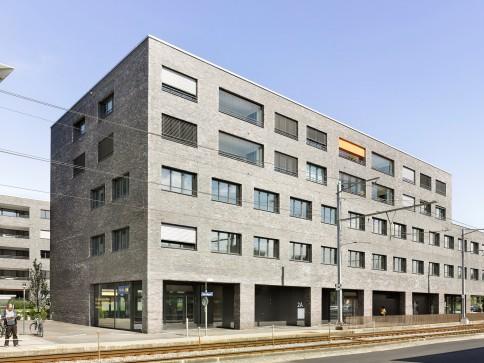 Erstvermietung von Büroflächen direkt am Bahnhof in Gümligen