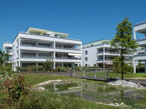 Erstvermietung: Wohngenuss in einem grünen Wohlfühl-Resort
