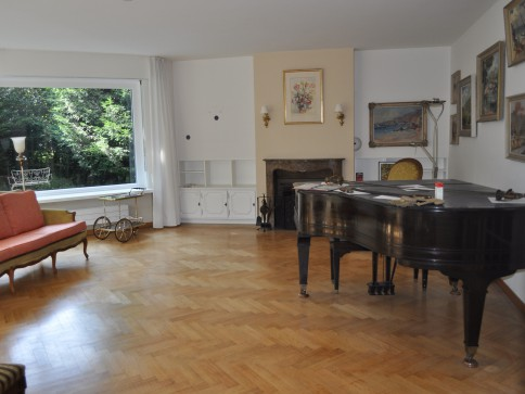 Exklusive 6-Zimmerwohnung mit Garten im Länggassquartier