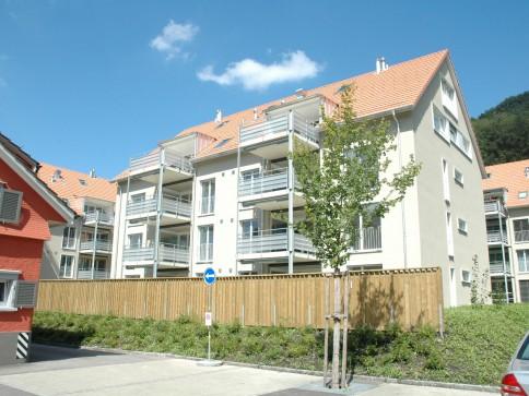 exklusive grosse 6.5-Zimmer-Dach-Maisonette-Wohnung an zentraler Lage
