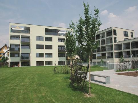 Exklusives Wohnen mit Eigentumsstandard und Alpenpanorama
