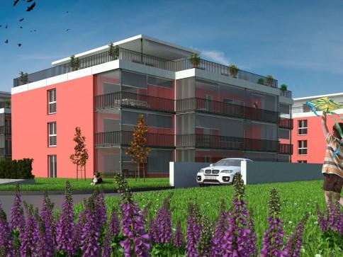 Exquisite 3 1/2-Zimmer-Eigentumswohnung mit Wintergarten