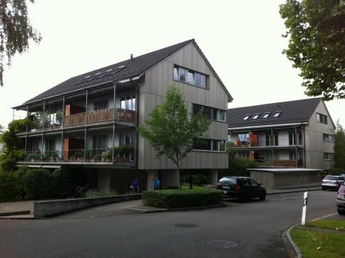 Familienfreundliches Wohnen in Wohnbaugenossenschaft