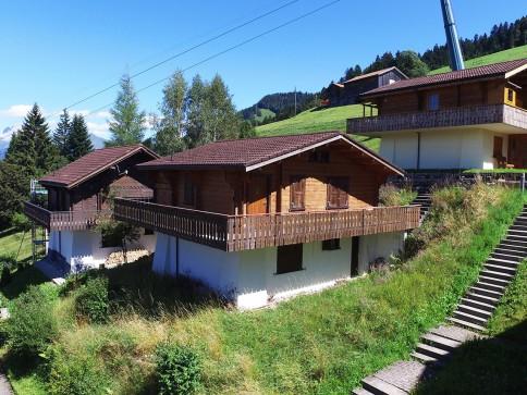 Freistehendes 4 Zimmer Chalet mitten im Skigebiet mit Aussicht