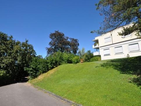 Frisch sanierte Wohnung an ruhiger Lage mit Blick ins Grüne...