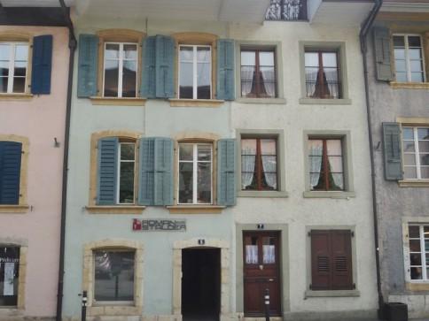 Gemütliche 2-Zimmerwohnung im Nidauer Stedtli