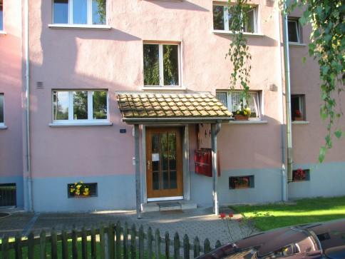 Gemütliche 4-Zimmerwohnung im Grünen