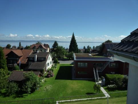 Gemütliche Dachwohnung mit Schwedenofen