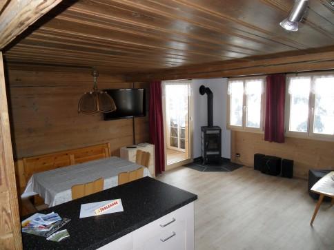 gemütliche, neu ausgebaute 3-Zimmer Ferienwohnung, Dauermiete