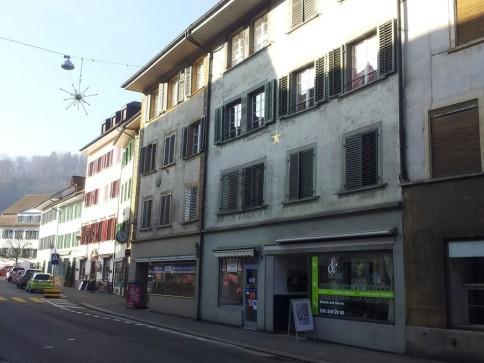 Gewerbeobjekt im Zentrum von Bad Zurzach