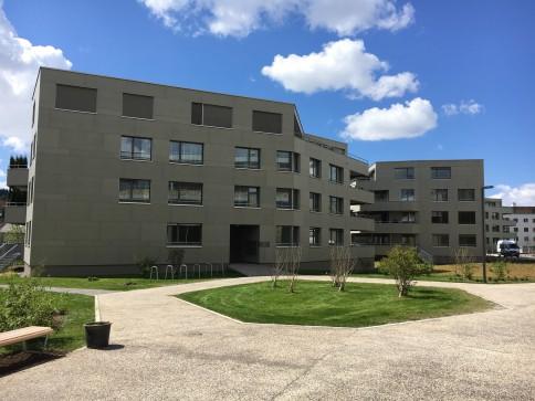 Gossau neuRing – Ihr Wohntraum mitten im Grün und im Zentrum