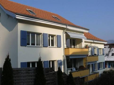 Grosse 5-Zimmerwohnung mit schönem Dachzimmer