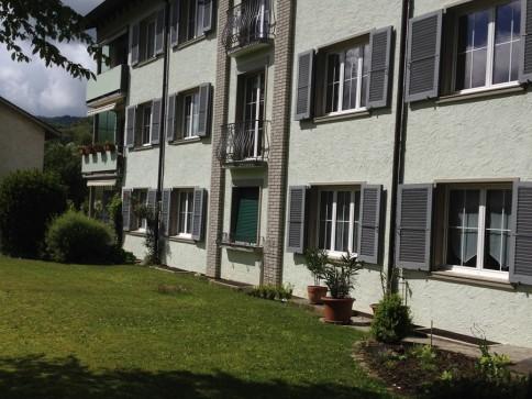 Grosse renovierte 5.5-Zimmer-Wohnung
