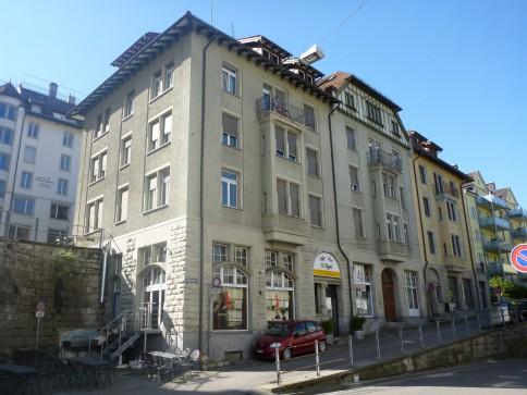 grosszügige 2.5 Zimmer-Dach-Wohnung