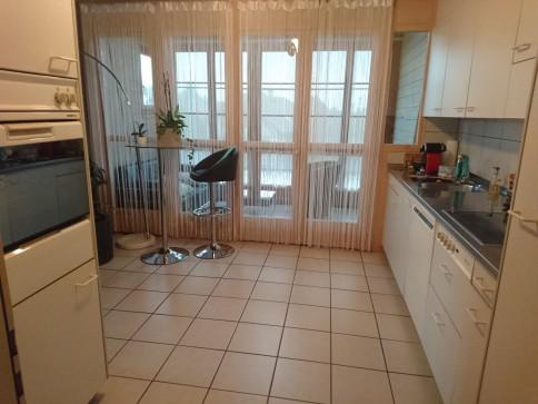 Grosszügige 3-Zimmer-Wohnung + Galerie mit ländlichem Charme