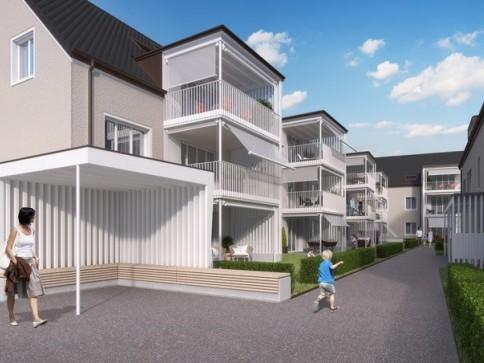 Grosszügige 4 1/2 Zimmer-Neubauwohnung mit Concierge-Service!