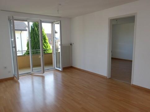 Helle 3-Zimmerwohnung an der Sonnhalde 9 in Brügg