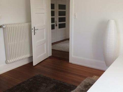 Helle neu renovierte 4-Zimmer-Altwohnung an zentraler Lage