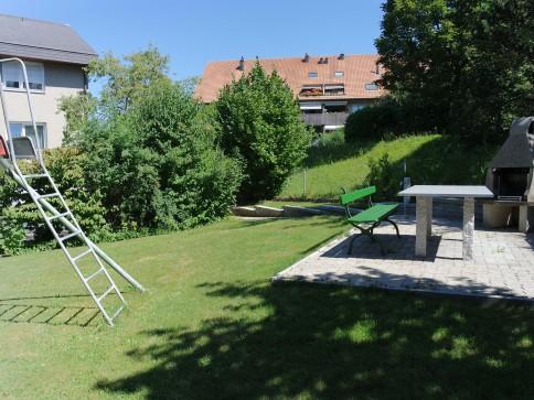 Helle und grosse Familienwohnung in Köniz / Schliern