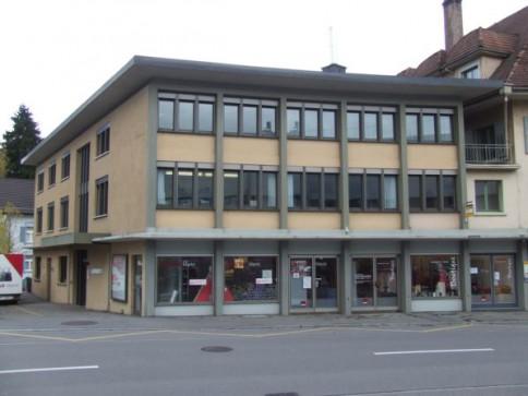 Helles Büro zentral in Weinfelden