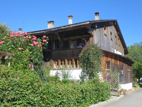 Historischer Flarzhausteil - ein Bijou!
