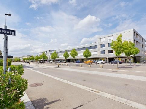 Hochwertige Büroflächen nahe der Autobahn - Uster West