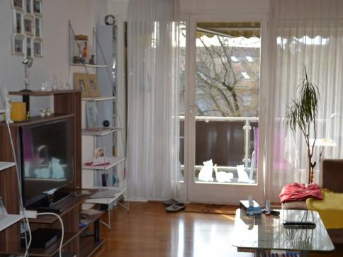 Hübsche Wohnung an ruhiger Lage