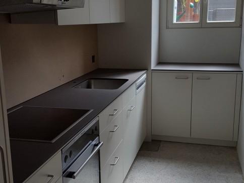 Ideal für Studenten renovierte 3.5 Zimmer-Wohnung mitten in der Stadt
