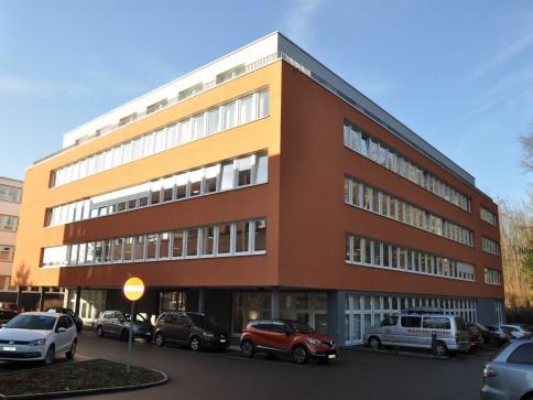Ihr neuer Sitz auf einer Etage - 900 m2 ausgebaute Bürofläche