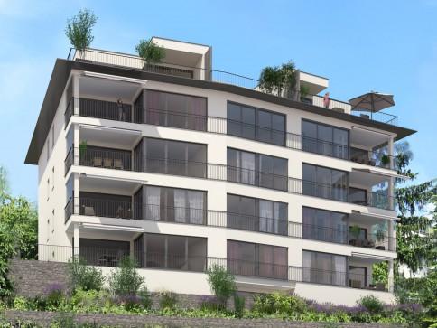 Ihr Wohnzimmer mit Ausblick: Hochwertige Neubau-Eigentumswohnungen