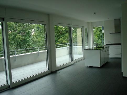 Im Grünen, an erhöhter Lage in Riehen 3.5-Zi-Wohnung