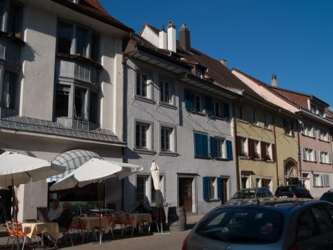 """Inmitten von Neunkirch verkaufen wir ein 7.5 Zimmer """"Stadthaus"""""""