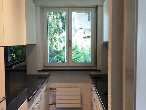 Klein aber fein - 2-Zimmerwohnung im Brunnadernquartier