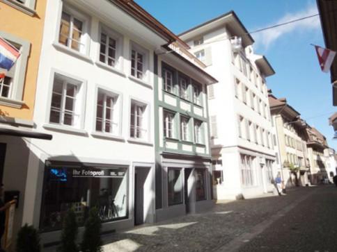 Ladenlokal in der Altstadt Zofingen