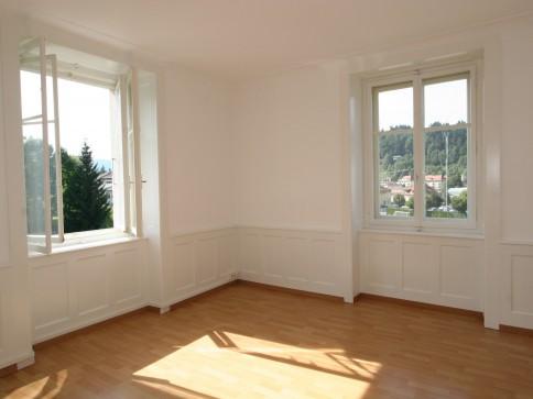 Lumineux appartement de 4.5 pièces