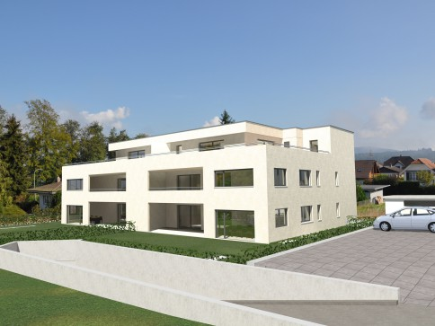 Luxuriöse Eigentumswohnung in Riken!