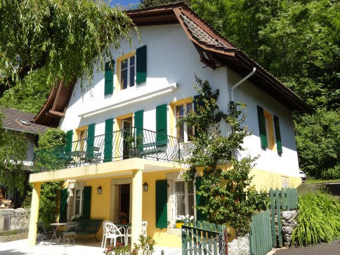 Magnifique maison avec jardin en excellent état