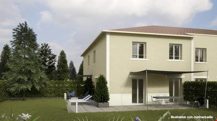 Acheter maison individuelle chens sur leman maison moderne t2 aux portes de maison moderne suisse