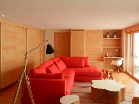 Métairies rez - appartement rénové proche de la piste des Esserts