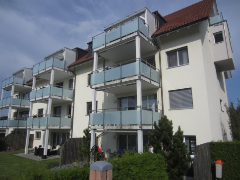 Moderne 3.5 Maisonette-Wohnung