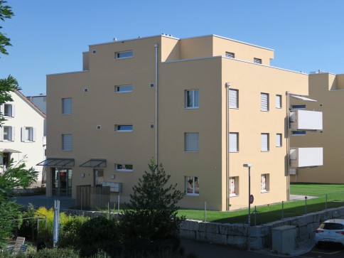 Moderne 3.5 Zi. Wohnung an perfekter Lage