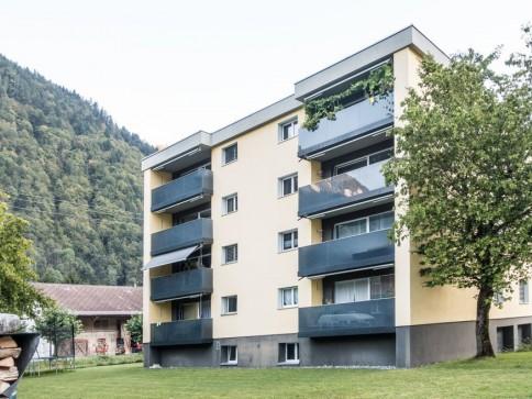 moderne 3.5-Zimmerwohnung im schönen Linthal