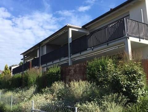 moderne 4.5-Zimmer-Wohnung mit grossen Balkon