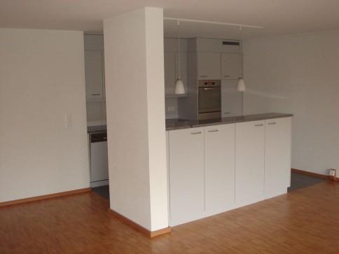 moderne 4.5-Zimmerwohnung in Riggisberg