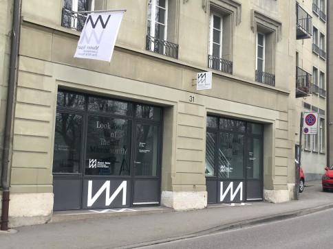 Moderne Büroräume im Zentrum von Bern