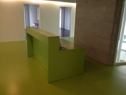 Moderne Praxis- oder Büroräume im Zentrum