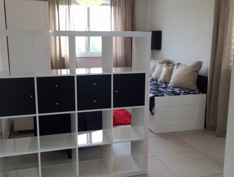 Moderne, schöne möblierte Wohnung