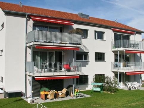 moderne Wohnung in Courgevaux